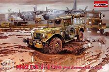 1/35 Roden Dodge M42 3/4 ton 4x4 Command truck #809