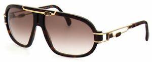 Cazal Herren Sonnenbrille CZ8018 003 64mm braun gold