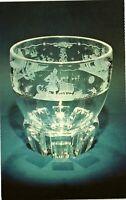Vintage Postcard - The Explorers Steuben Glass Corning New York NY #1799