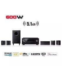Pioneer HTP-072 5.1 CH 600W 3D HD Ricevitore AV Home Cinema System 4K