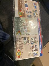 Celebrate The Century 32 Cent US Stamps 1900-1920 3 Books