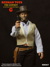 "1/6 Scale REDMAN TOY Model Toy -The Cowboy The Good 12"" Doll Figure RM007 G"