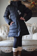 PAJAR Canada Scarlett P2U337F60X White Duck Down Padded,Coyote Fur coat/jacket L