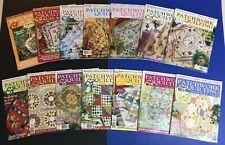(14) Australian Patchwork & Quilting Magazines, Yearbooks, Annuals, Sew, Pattern