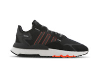 🔥🔥 Adidas Nite Jogger Special Edition Men's Trainer (UK 7 - 12) Black-Orange