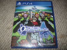 New Limited Run Games ONE WAY HEROICS Playstation 4 PS4 LRG