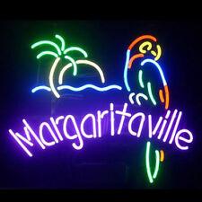 """New Jimmy Buffett's Margaritaville Beer Bar Neon Light Sign 19""""x15"""""""