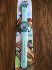 New Ice Age Dawn of the Dinosaurs Digital Watch - Rare - NIP Teal