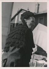 MODANE 1938 - Vieille Femme Savoyarde Savoie - P 1582