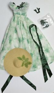 """Scarlett O'Hara BBQ 16"""" OUTFIT Tonner NEW Gone With The Wind fits RTB101 body"""