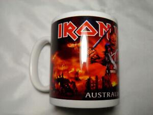 1 x Ceramic 11oz Coffee Tea Mug IRON MAIDEN YOUR DESIGN OR LOGO