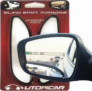 Utopicar Blind Spot Mirrors long design Car Mirror for blind side View Monitor
