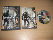 CRYSIS 2 - Limited Edition Pc DVD Rom FAST DISPATCH