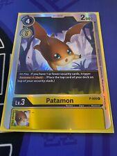 Patamon - Promo Pack - P-005 - Digimon TCG