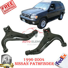 Front Lower Control Arms Kit For 1996-2004 Nissan Pathfinder QX4 97-04 Set of 2