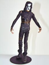 THE CROW  Eric Draven (Brandon Lee) McFarlane Movie Maniacs Series 2 Figure
