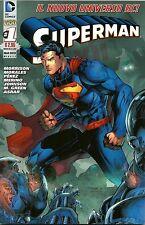 COMICS - Superman Nuova Serie N° 1 - Superman N° 60 - 1° Ristampa -RW Lion USATO