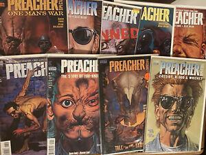 PREACHER ~ Lot Of 9 Issues , Specials Etc. DC/Vertigo FREE SHIPPING!  🔥 🔑 🔥