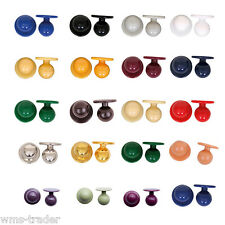 12 x Spherical buttons for Chef jacket Cooking accessories Cook needs new