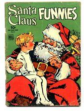 Four Color #61    Santa Claus Funnies     Walt Kelly Art