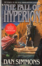Complete Set Series - Lot of 4 Hyperion Cantos books by Dan Simmons (Sci Fi)