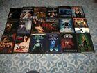 18 Pick & Choose Horror Thriller Halloween Cheap Shipping 3.99-7.99