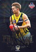 ✺Signed✺ 2017 RICHMOND TIGERS AFL Premiers Card DAN BUTLER