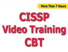 CISSP video training tutorials CBT - 7+ Hours