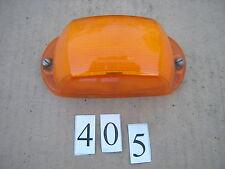 405 feu clignotant ou gabarit orange