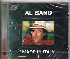 AL BANO CD MADE IN ITALY stampa ITALIANA sigillato SEALED 14 TRACCE 2001