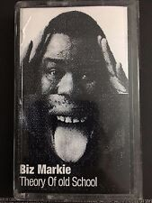 Biz Markie Classic Cuts Old School Theory Tape Kingz Cassette NYC Mixtape