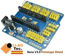 Nano V3.0 Prototype Shield I/O Extension Board Expansion for Arduino