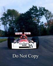Niki Lauda BRM P160E F1 Season 1973 Photograph 2