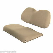 Classic Accessories Beige Golf Cart Seat Cover Fits Most Club Car EZGO Yamaha