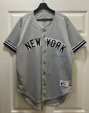 Mickey Mantle Signed Yankees Jersey Autographed Sz 48 Rawlings Beckett BAS LOA