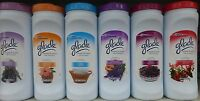 GLADE Carpet & Room Odor Eliminator Powder Carpet & Vacuum Scent choices