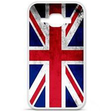 Coque Housse Etui Samsung Galaxy J5 à motif Silicone Gel - Drap Angleterre