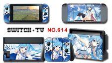 Nintendo Switch Console Joy-Con Skin Sticker Cover #614 a F01
