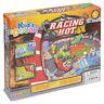 15pc Clay Kids Dough Tubs & Shaping Sets Racing Cars Tools Craft Children Xmas