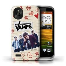 Étuis, housses et coques rouge HTC Desire X pour téléphone mobile et assistant personnel (PDA) HTC