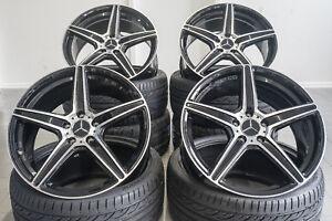 19 Zoll AX7 Felgen für Mercedes E Klasse W212 W211 W213 T-Modell Limousie E500