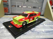 FORD Escort MKII RS Gr.5 Zakspeed DRM 1980 #58 Boller BBS Castr 1/500 Spark 1:43