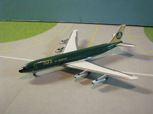INFLIGHT 500 TMA LEBANON 707-320 1:500 SCALE DIECAST METAL MODEL