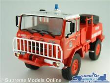 UNIC 75 P Fire Engine Model Truck 1 43 Scale IXO Moyen La Garde Freinet IVECO K8