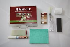 G61451 Konig Picobello Ceramic Tile Stones Repair Kit Filler Terracotta Colour