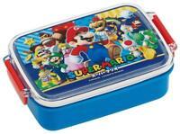SKATER Lunch Box 450ml Bento Box Super Mario 17 RB3A Japan