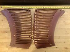 1938 Ford Standard Nos Grills Lh Amp Rh