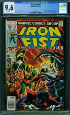 Iron Fist 15 CGC 9.6 - White Pages