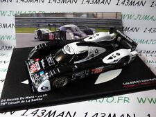 24H9M 1/43 IXO Altaya Passion vitesse GT:LOLA b09/60 Aston Martin 24 H Mans 2010