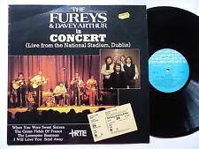 THE FUREYS & DAVEY ARTHUR In concert  stadium Dublin RTE 71 IRLANDE CELTIQUE